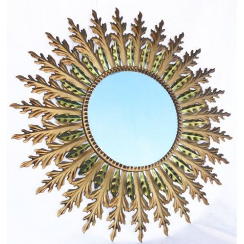 Años 50 mueble espejo sol (2)