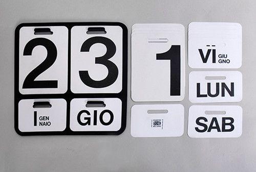 años 50 calendario formosa Enzo
