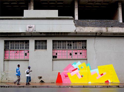 arte urbano artista callejera nuria mora