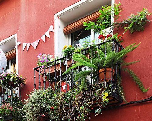 balcon flores decoraccion 2015 el año de las flores madrid