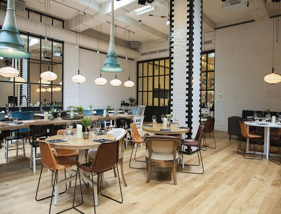 restaurante diseño madrid