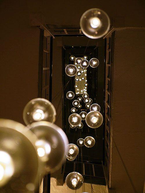 chandelier lampara diseño bocci oao omer arbel