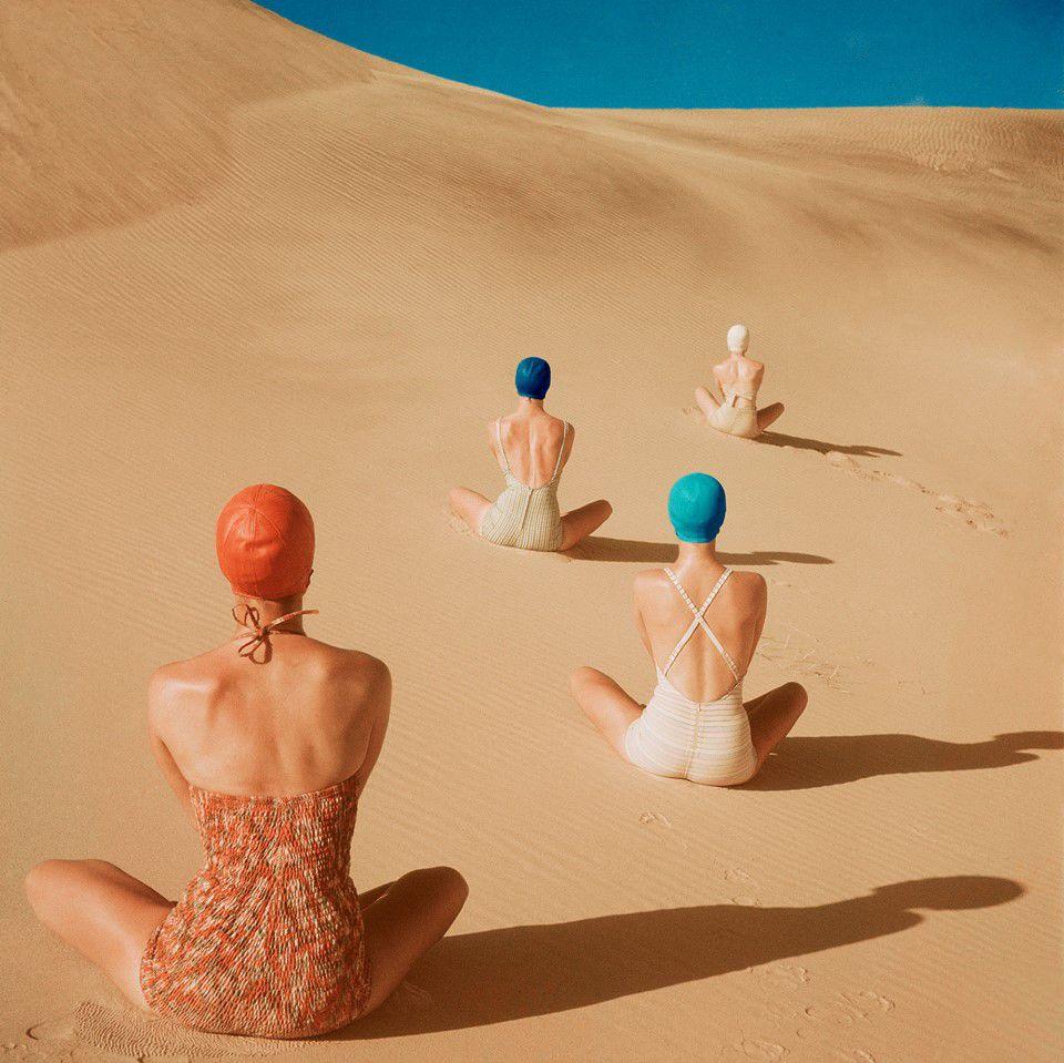 """El Museo Thyssen-Bornemisza acoge la exposición """"Vogue Like a Painting"""""""