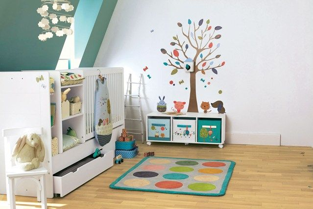 Ideas para decorar habitaciones infantiles moove magazine for Ideas para decorar dormitorios infantiles