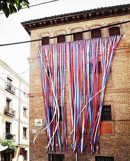 decoraccion 2014 fachada barrio de las letras