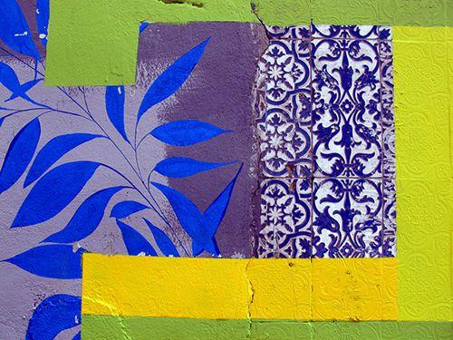 detalle mural arte urbano nuria mora