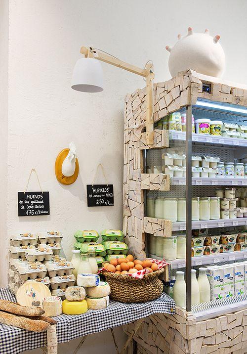 ecomarket colmado tienda ecologica mama campo madrid
