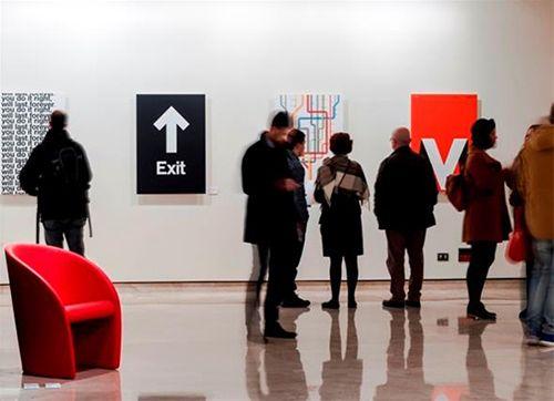exhibición massimo vignelli barcelona design week bdw diseño