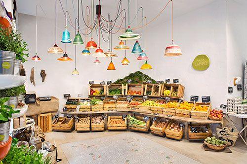 fruteria colmado ecologico tienda restaurante madrid mama campo