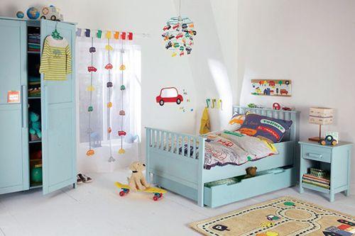 Ideas para decorar habitaciones infantiles moove magazine - Ideas decoracion habitacion infantil ...