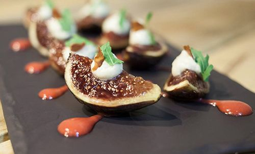 higos postre comida sana eco restaurante mama campo madrid