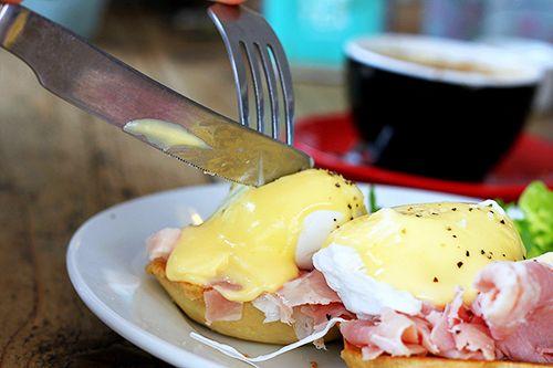 huevos bean and hop londres cafetería bar