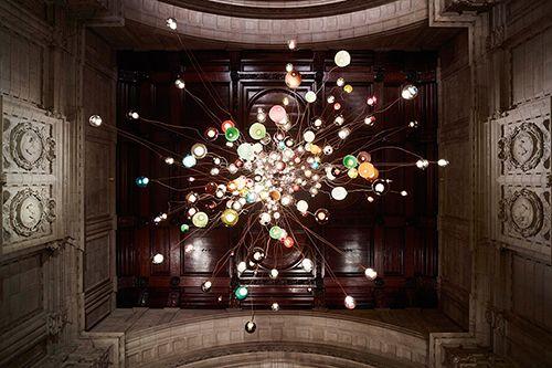 lampara instalacion diseño omer arbel bocci canada