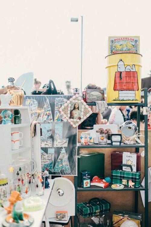 lost&found market mercadillo madrid segunda mano vintage