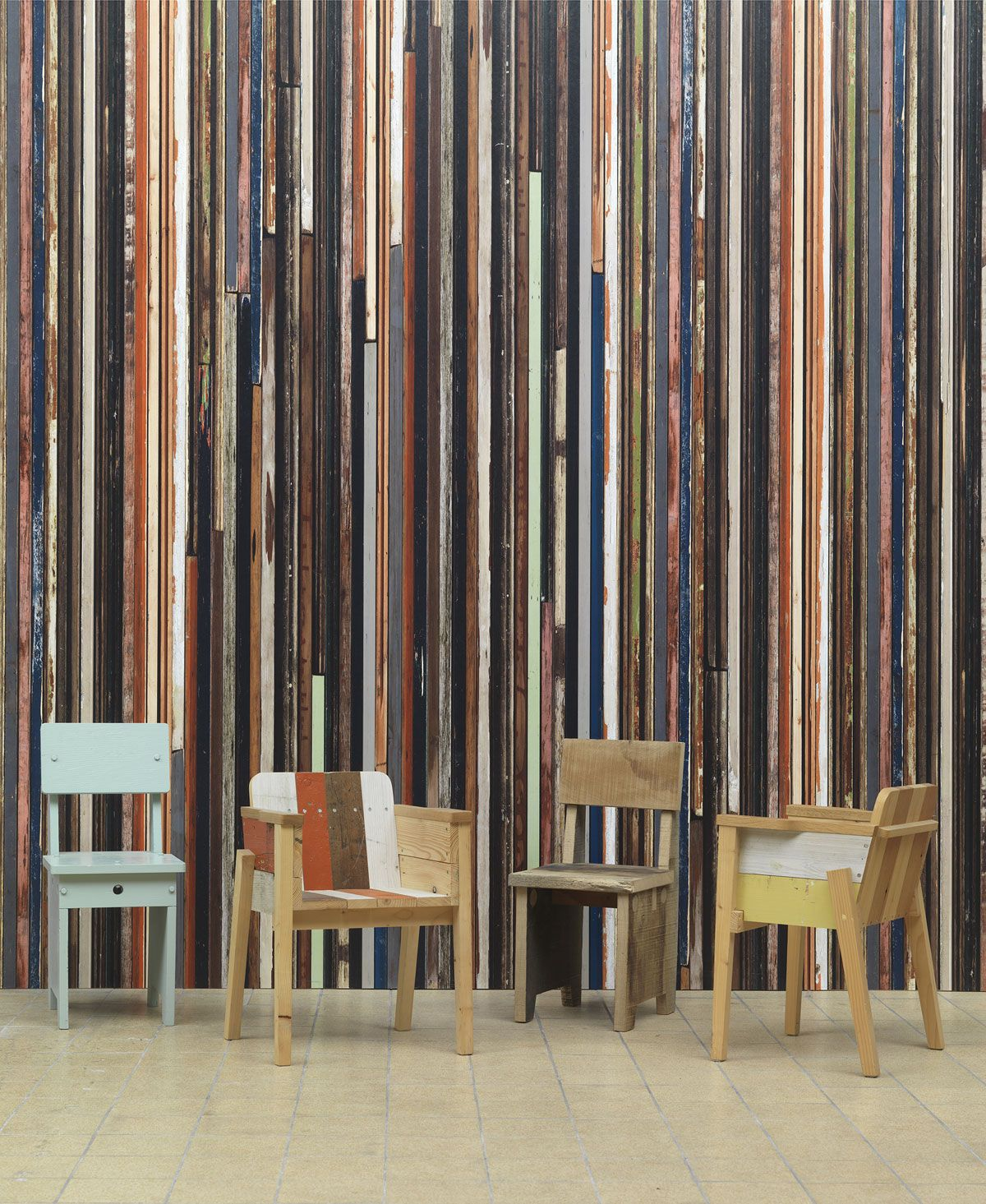 muebles diseño ecologico reciclaje sostenible piet hein eek