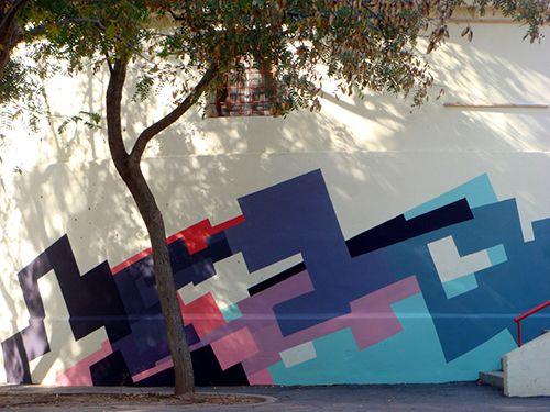 nuria mora mural