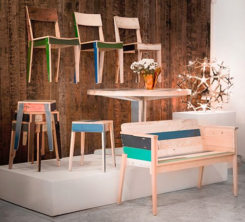 piet hein eek diseñador holandes diseño muebles eco sostenible