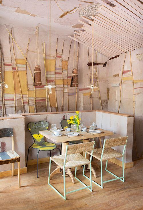 restaurante colmado ecologico mama campo madrid