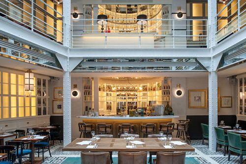 Restaurante Les Chouettes en París