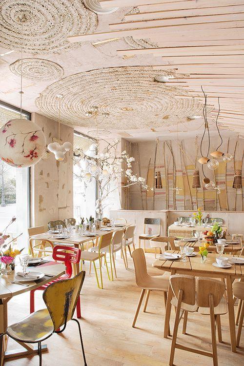 restaurante mama campo colmado ecologico madrid chamberi olavide