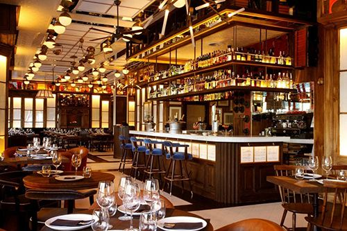 Restaurante Martinete en Madrid