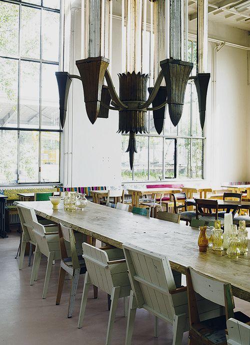 restaurante taller piet hein eek eindhoven