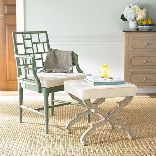 silla chippendale bambu mobiliario tendencia decoracion