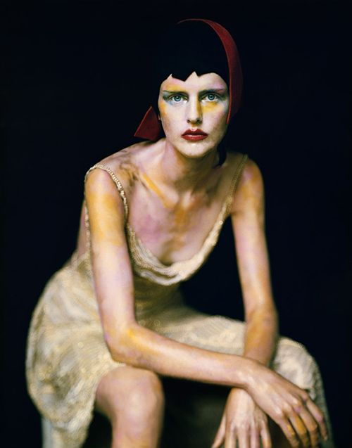 stella paolo roversi exposicion fotografia madrid museo thyssen vogue like a painting