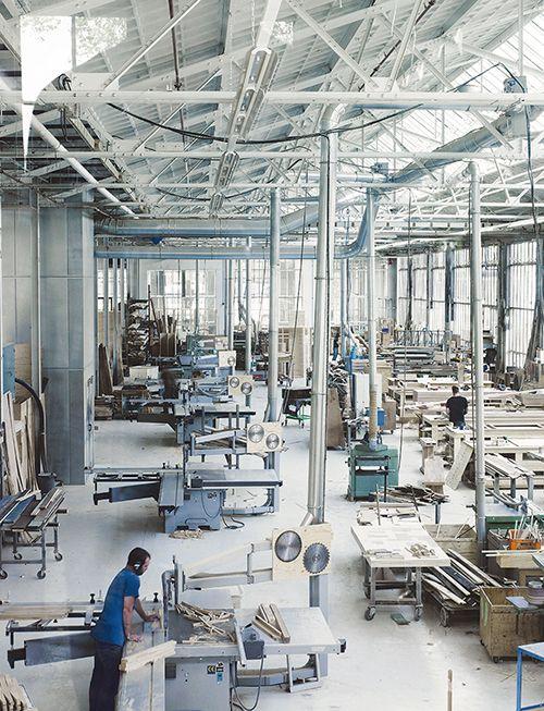 taller diseñador holandes piet hein eek eindhoven