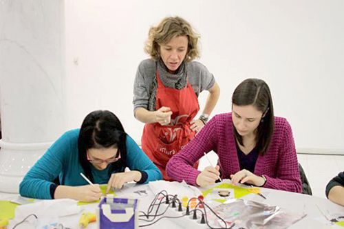 talleres diy show madrid craft