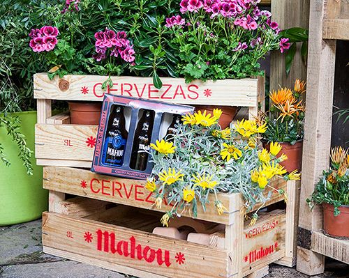 verbena mahou decoraccion patrocinador madrid jardin el angel