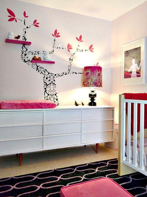 vinilo pared habitacion niño decoracion