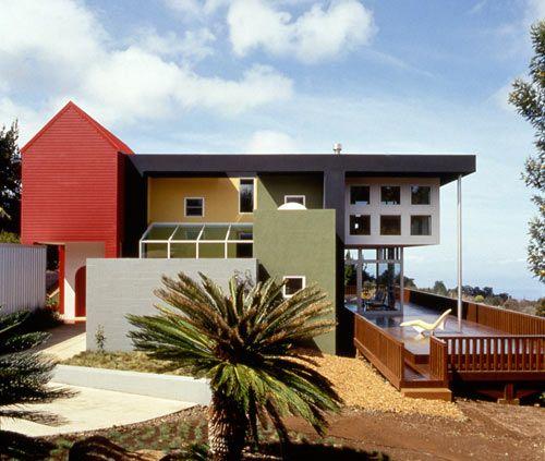 acme house maui diseño arquitectura ettore sottsass