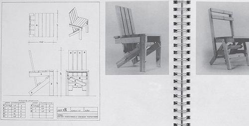 autoprogettazione enzo mari manual construccion diseño muebles