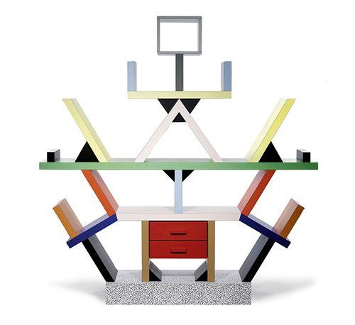 carlton ettore sottsass diseño muebles