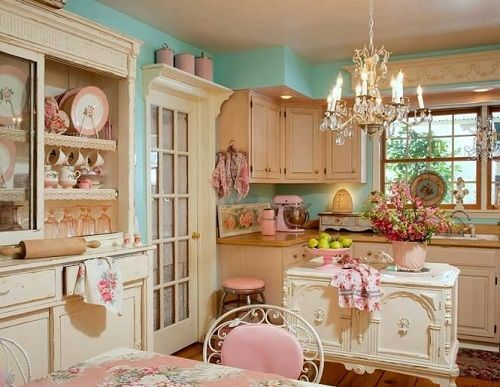 cocina estilo victoriano