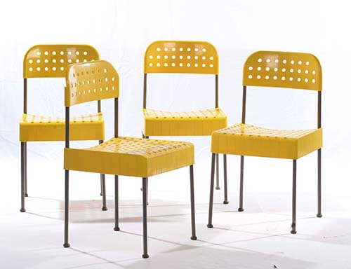 enzo mari castelli diseño producto mobiliario sillas