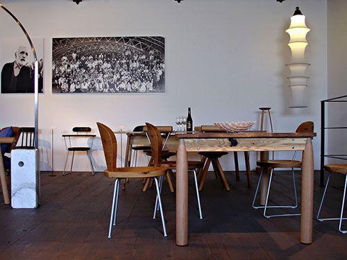 enzo mari coleccion hida firma muji diseño producto muebles