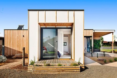 fachada casa prefabricada