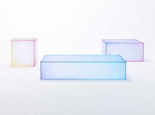 glas italia soft diseño oki sato nendo design