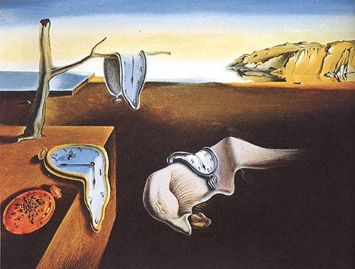 """""""La persistencia de la memoria"""", Salvador Dalí (1931)"""
