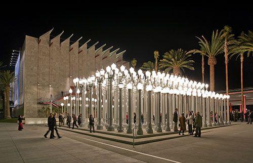 lacma instalacion museo de arte de los angeles