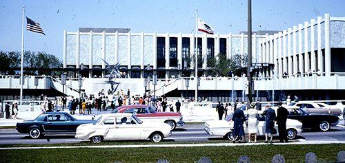 lacsa 1965 vintage museo arte los angeles estados unidos