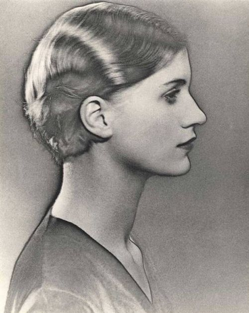 man ray lee miller retrato fotografia