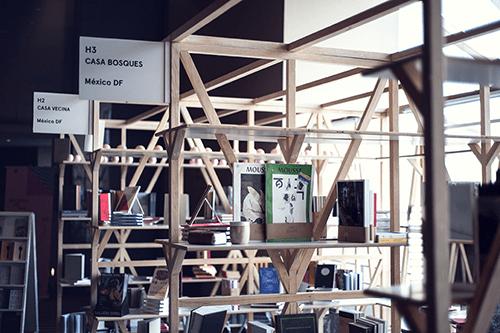 Pablo Limón material art fair diseño espacio interiorismo