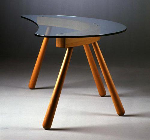 mesa gebruder thonet diseño producto muebles enzo mari
