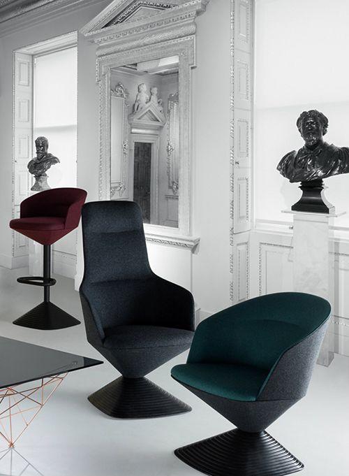 milan design week tom dixon diseño muebles butacas