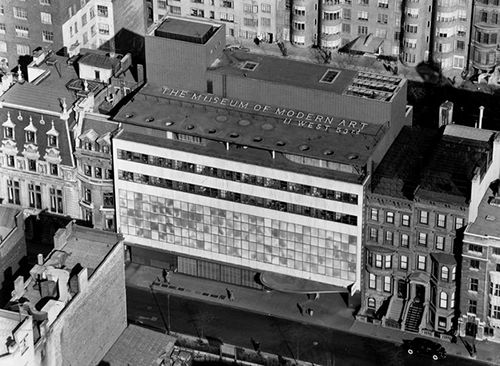 moma edificio antiguo nueva york museo arte moderno