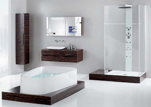 muebles baño diseño moderno decoracion equipamiento