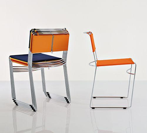 silla delfina compas de oro enzo mari diseño producto industrial mueble